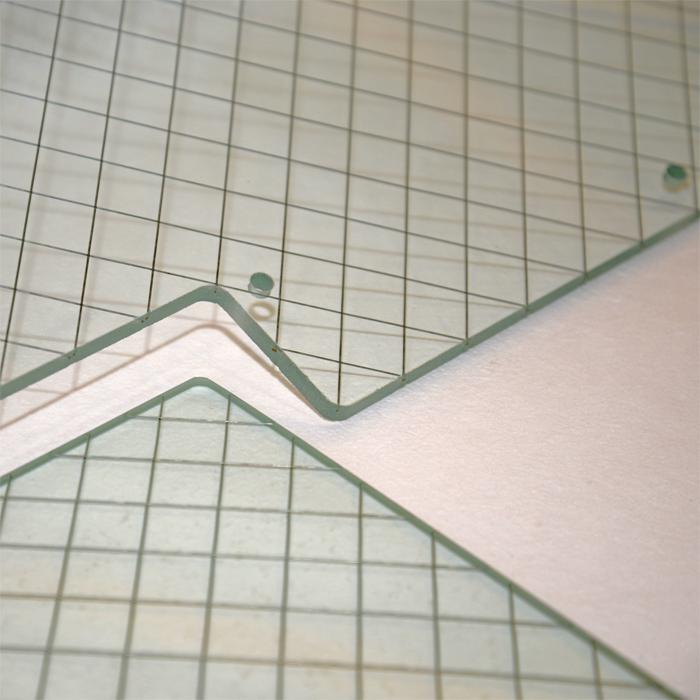 Waterjet Design | Diamond Wire Glass Cutting
